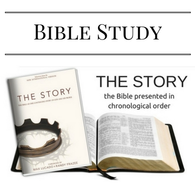 The Story - Getting to Know the Heart of God