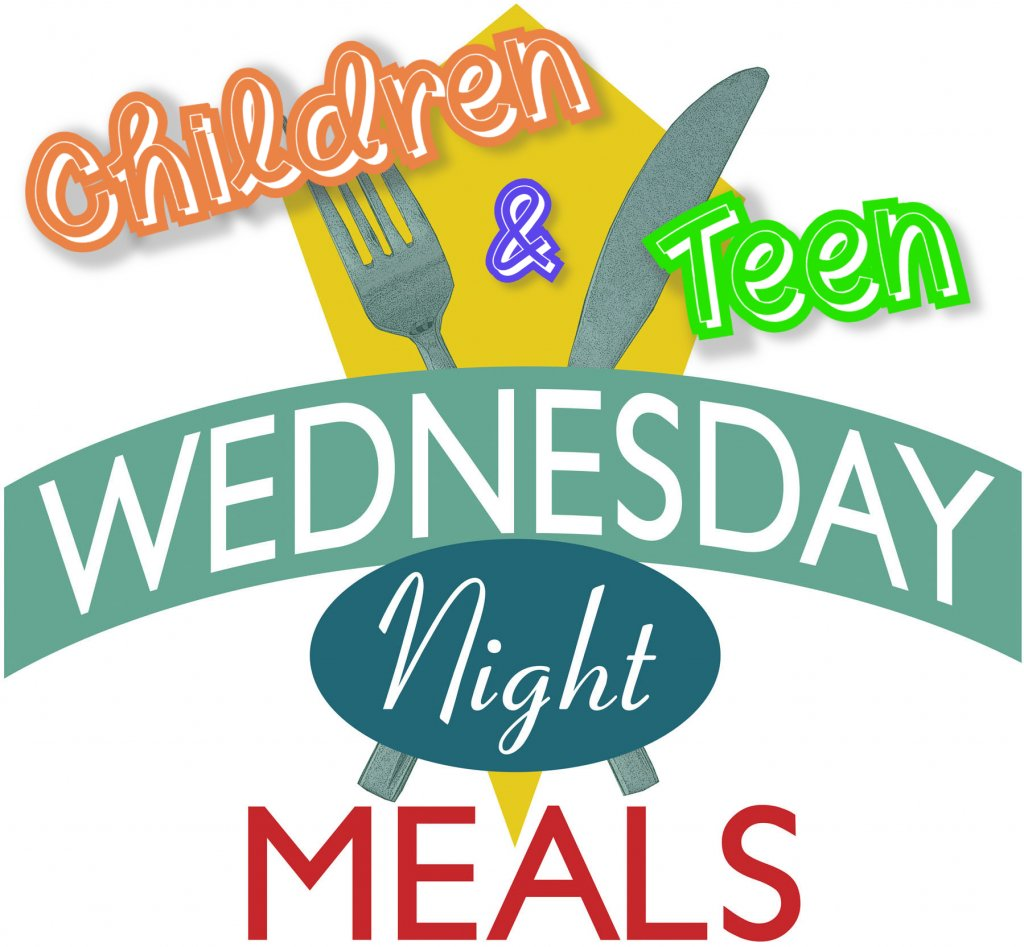 Children and Teen meal on Wednesday Nights